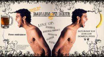 Banana VS Beer 2: Music Oddities Invasion