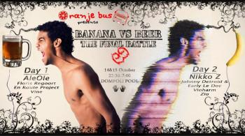 Banana VS Beer 3: The Final Battle