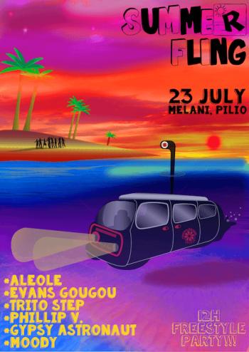 Summer Fling 2014 @ Melani